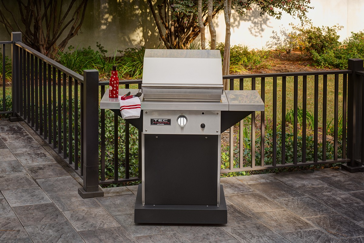 TEC Patio FR 1 Burner Infrared Gas Grill