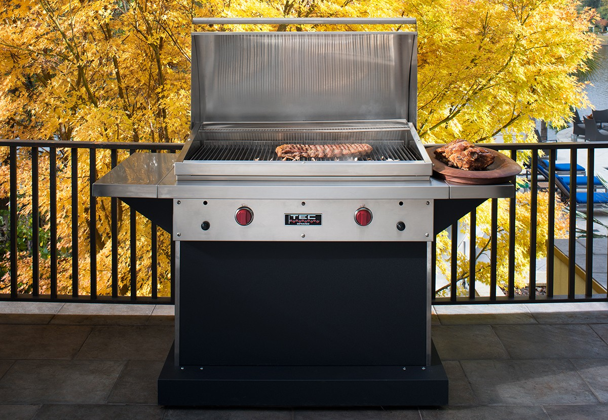 TEC Patio FR Gas Grill - 2 Burner Model