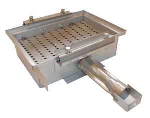 TEC Patio II  Burner Plenum