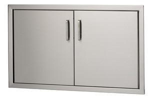 TEC Build-in Stainless Steel Doors