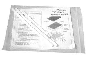 TEC Sterling III Burner Gasket Kit
