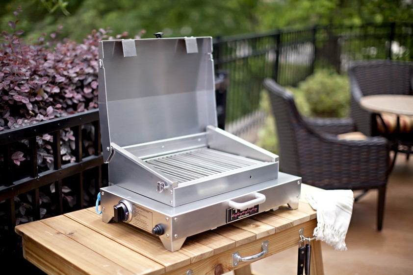 Tec Cherokee Fr Portable Infrared Gas Grill Chfrlp Great