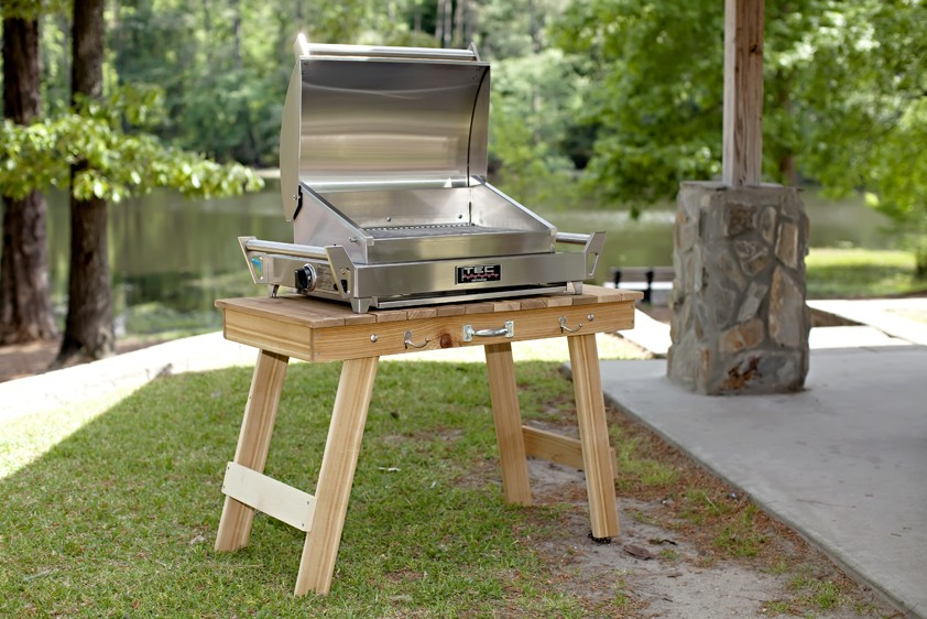 TEC G-Sport Grill Table