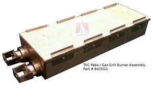 TEC Patio I Infrared Burner Assembly