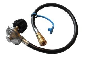 TEC G-Sport 20Lb. Propane Regulator with Hose