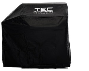 TEC Sterling II Grill Cover - One Side Shelf