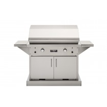 Patio FR - 2 Burner Gas Grill on Baniet Base