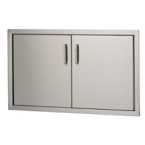TEC Build-in Stainless Steel Doors