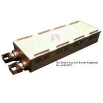 TEC Patio I Infrared Burner Assembly