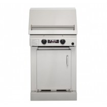 TEC Sterling II FR Natural Gas Grill & Cabinet Base
