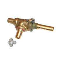 TEC Patio II Burner Valve