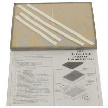 TEC Sterling III Ceramic Plate with Gasket Kit