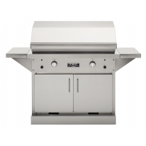 Patio FR - 2 Burner Gas Grill on Cabinet Base
