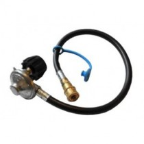 TEC G4000FR Propane Regulator for 20Lb. Cylinder