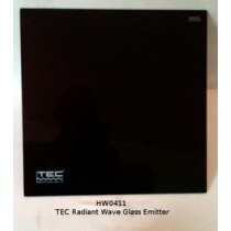 TEC Radiant Wave Glass Panel
