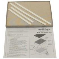 TEC Radiant Wave  Ceramic Plate with Gasket Kit