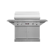 Sterling Patio FR - 2 Burner Gas Grill on Cabinet Base