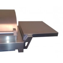 TEC G-Sport Grill Stainless Side Shelf