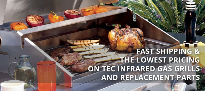 TEC Grill Store - Great Savings on TEC Gas Grill Replacement